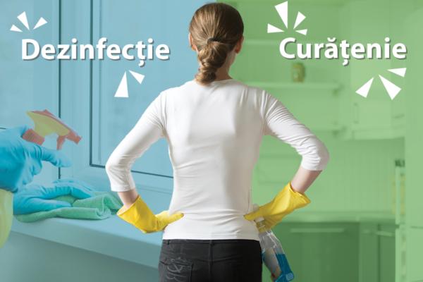 curatenie-dezinfectie